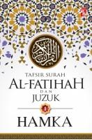 Tafsir Al-Azhar: Tafsir Surah Al-Fatihah dan Juzuk 1 (L157,G59)