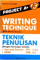 Project A+: Writing Technique