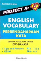 Project A+: English Vocabulary