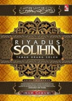 Riyadus Solihin: Taman Orang Soleh (Hardcover) (L175,R19,G4,G6,G7,G8,G9)