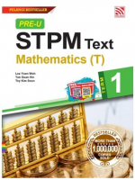 Pre-U STPM Text Mathematics Term 1 (L160)