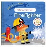 PERSONALISED BOARD BOOKS: FIREFIGHTER (OP8)