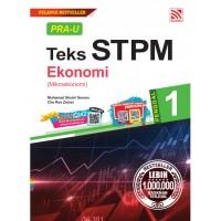 PRA-U Teks STPM Ekonomi - Penggal 1(L154)