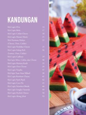 77 Resipi Kek Lapis Sarawak