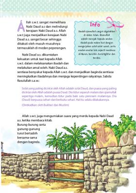 Kisah Kisah Daripada Al Quran Dan Hadis 3 C158
