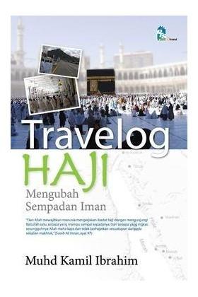 Travelog Haji: Mengubah Sempadan Iman- Edisi Jimat