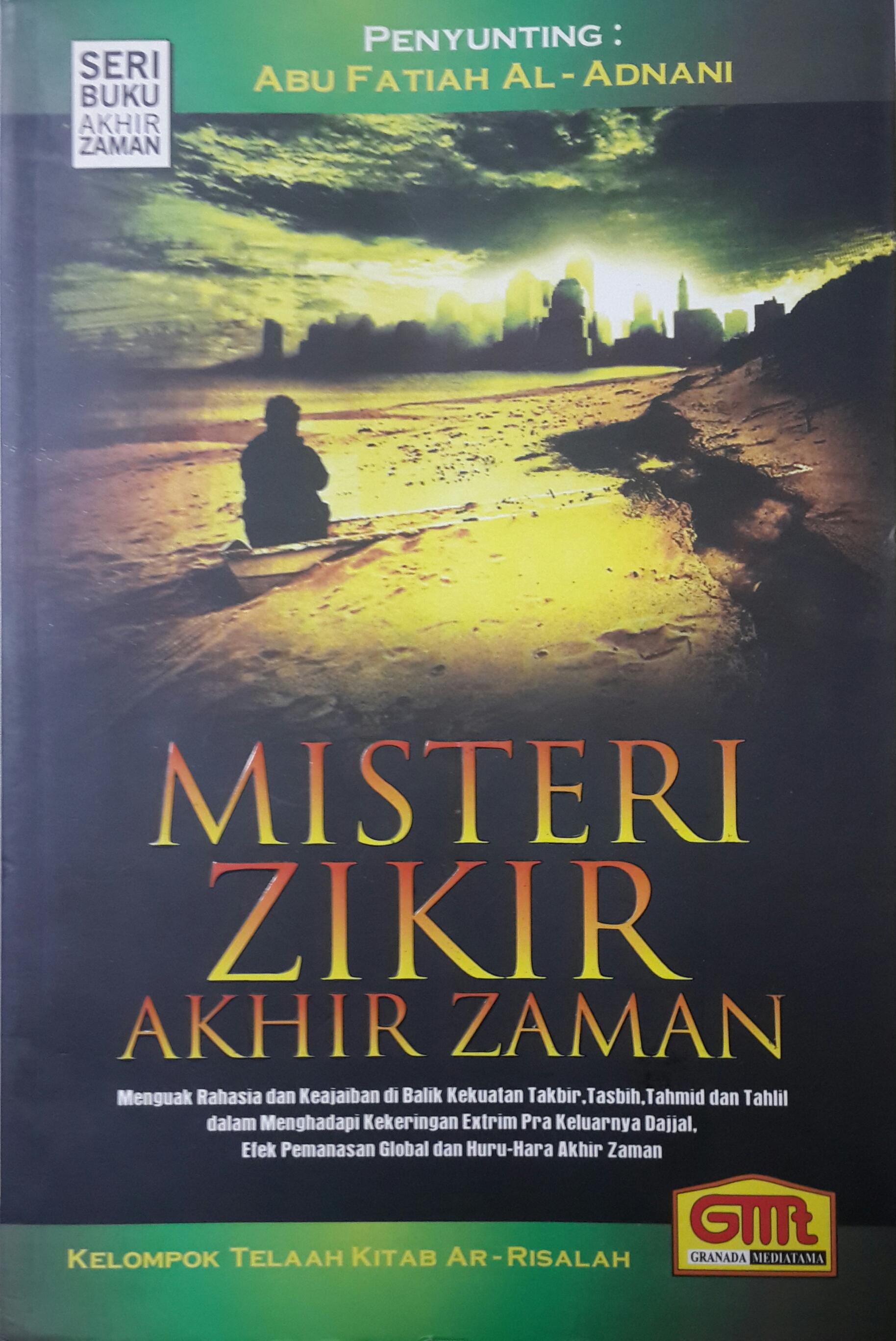 Granada Mediatama Zikir Akhir Zaman Daftar Harga Terkini Dan Buku Islam Abu Fatiah Al Adnani Save 8