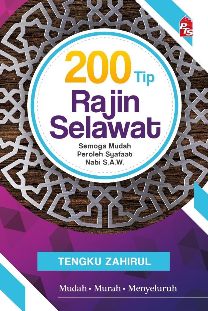 200 Tip Rajin Selawat(L219,Z27)