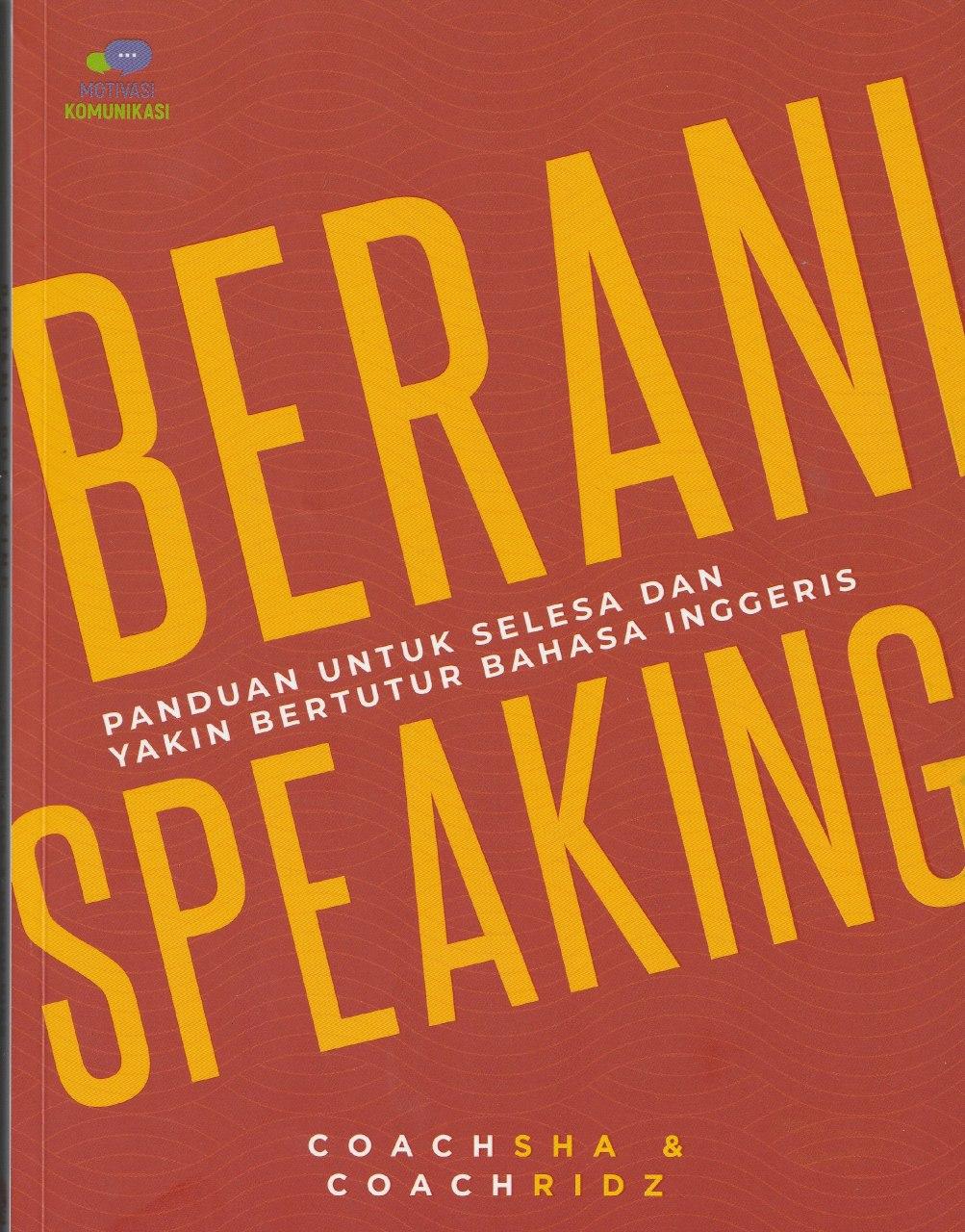 Berani Speaking (L197,G64)