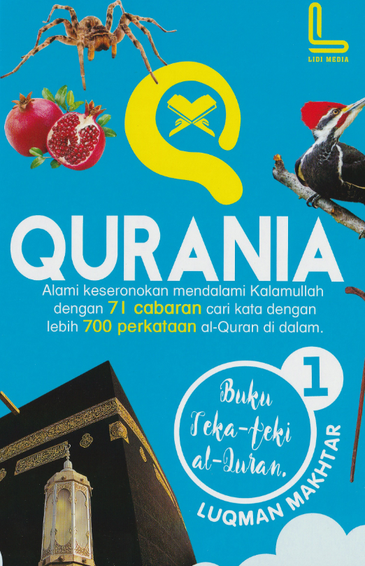 Qurania 1 oleh Luqman Makhtar (L115)