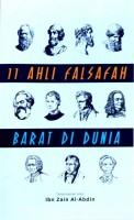 11 Ahli Falsafah Barat Di Dunia #
