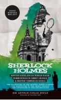 Sherlock Holmes: Misteri Kehilangan Pemain Ragbi, Pembunuhan Di Abbey Grange & Misteri Tompokan Kedua - Edisi Bahasa Melayu