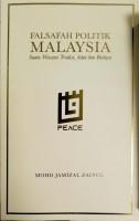 Falsafah Politik Malaysia - Suatu Wacana Tradisi, Adat Dan Budaya  #