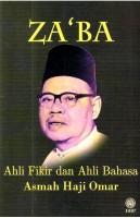 Za'ba: Ahli Fikir Dan Ahli Bahasa
