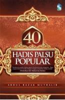 40 Hadis Palsu Popular