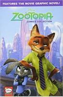 Zootopia Graphic Novel