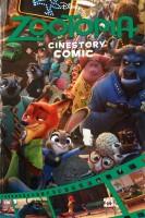 Zootopia Cinestory Comic