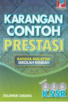 Karangan Contoh Prestasi - Bahasa Malaysia Sekolah Rendah