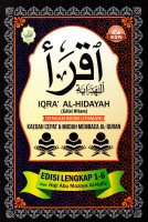 Iqra' Al-hidayah [hitam] Edisi Lengkap 1-6
