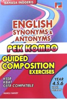 Pek Combo English Synonyms & Antonyms Guided Compositions Exercises Year 4,5 & 6 #
