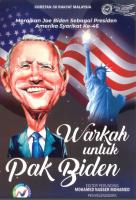 Warkah Untuk Pak Biden #