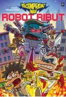 Komik-m: Kecemprengman #3: Robot Ribut
