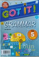 Got It! Grammar Kssr Year 5
