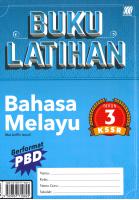 Buku Latihan Bahasa Melayu Tahun 3