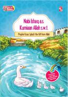 Siri 25 Rasul - Nabi Ishaq A.s. Kurniaan Allah S.w.t. / Prophet Issac  The Gift From Allah