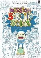 Mission 5 Daily Solat: Imran's Solat Diary