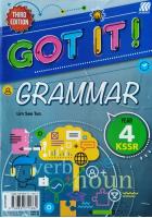Got It! Grammar Kssr Year 4