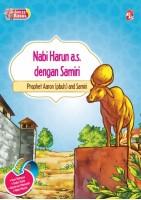 Siri 25 Rasul - Nabi Harun A.s. Dengan Samiri / Prophet Aaron  And Samiri