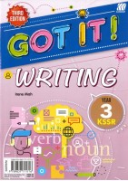 Got It! Writing Kssr Year 3 Third Edition 2020