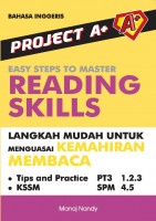 Project A+: Easy Steps To Master Reading Skills #