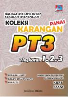 Bahasa Melayu Pt3 Koleksi Karangan Panas