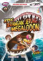 Xpdc Serangan Jerung Megaladon
