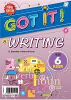 Got It! Writing Kssr Year 6 Third Edition 2020
