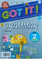 Got It! Grammar Kssr Year 2