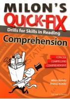 Milon's Quick-fix Drills For Skills In Reading Comprehension
