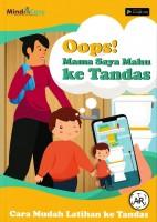 Potty Training Book - Opps Mama! Saya Mahu Ke Tandas