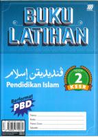 Buku Latihan Pendidikan Islam Tahun 2
