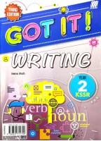 Got It! Writing Kssr Year 2 Third Edition 2020