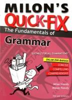 Milon's Quick-fix: The Fundementals Of Grammar
