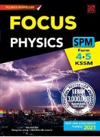 Focus Spm 2021 Physics