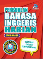 Perbualan Bahasa Inggeris Harian  #