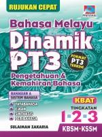 Bahasa Melayu Dinamik Pt3: Pengetahuan & Kemahiran Bahasa #