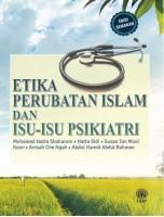 Etika Perubatan Islam Dan Isu-isu Psikiatri