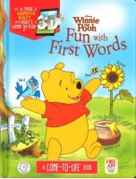 Disney Winnie The Pooh: Fun With First Words