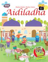 Bulan-bulan Mulia Islam : Aidiladha