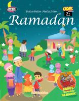 Bulan-bulan Mulia Islam : Ramadan